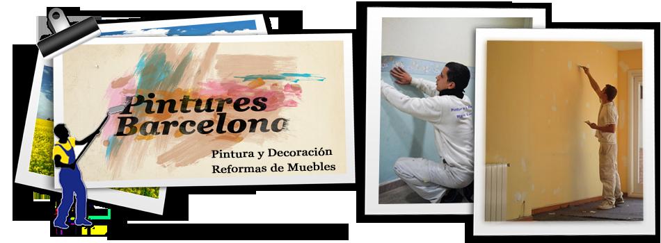 Pintures barcelona - Pintor economico barcelona ...