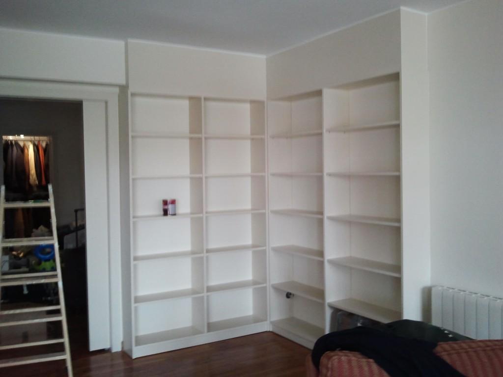 Reparaci n y pintura de un mueble de sal n - Pinturas para muebles ...