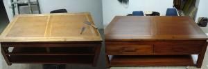 restauración de muebles