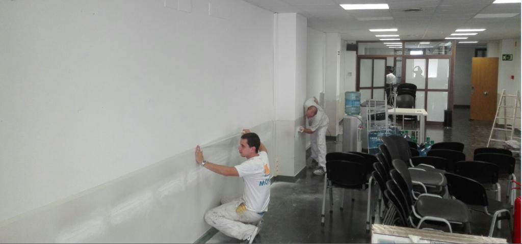 Pintores en Barcelona