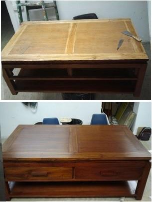 restaruación de muebles en barcelona